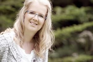 Anja Schewe (ich)